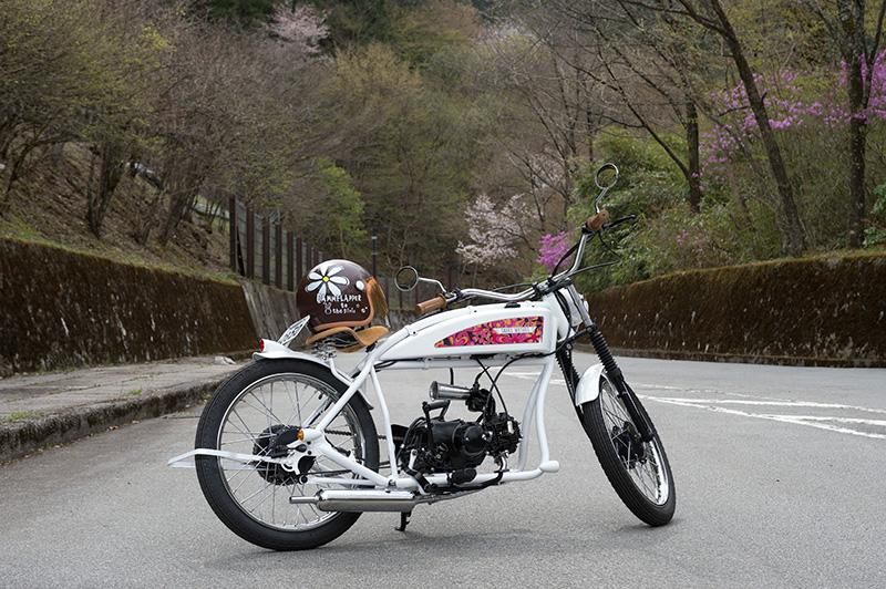 SNAKE MOTORS TEKE TEKE ファイブスター福井